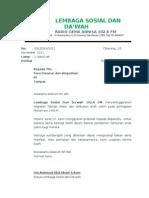 Proposal Muharram Badar Tv
