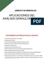 APLICACIONES DEL ANÁLISIS GRANULOMÉTRICO (2)