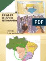OS MOVIMENTOS PELA EMANCIPAÇÃO DE MATO GROSSO DO SUL