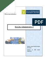 Organos Desconcentrados _ Derecho Administrativo I.pdf