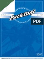 2009 Catalog Spanish ParkTool by Bicis Bicipedia