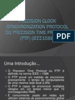 Precision Clock Synchronization Protocol Ou Precision Time Protocol