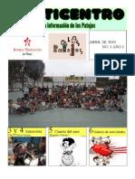 """1era. Edición """"SHUTICENTRO"""" Periodismo Infantil."""