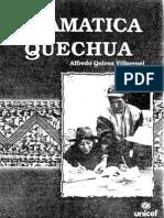 Gramática Quechua Boliviano Normalizado