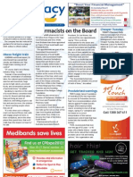 Pharmacy Daily for Tue 22 May 2012 - Pharmacists on Board, Obesity, Auxilium, Antidepressants and much more...