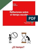 Reflexiones Sobre El Tiempo Escolar Jesus Mejia Ministerio Educacion Nacional
