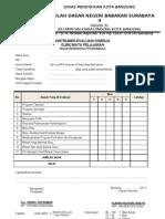 Instrumen Monitoring & Evaluasi Guru Mapel