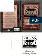 Exegesis Del Nuevo Testamento - Gordon D. Fee