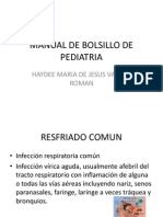 Manual de Bolsillo de Pediatria
