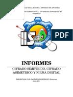 Informe de Firma Digital