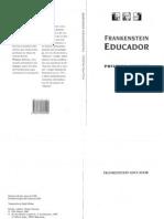 Frankenstein Educador