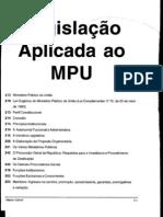 Legislaçao MPU - 2010