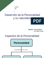 Desarrollo de La Personal Id Ad y Su Naturaleza