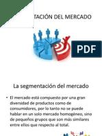 SEGMENTACIÓN DEL MERCADO clase 2
