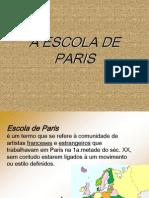A Escola de Paris