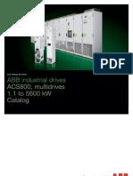 ACS800multidrivescatalogREVI En