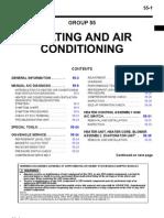 Manual AC Compressor