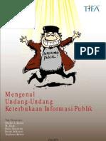Buku Saku Mengenal UU Keterbukaan Informasi Publik