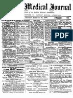 British Journal Medicine