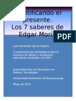 Los 7 saberes por Luis Fernando García