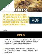 BPLR & Base Rate