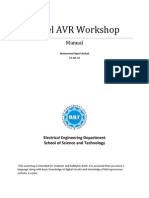 AVR Workshop Written Material