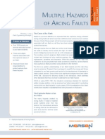 TT AFN1 Hazards of Arcing Faults