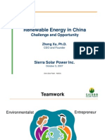40 Renewable Energy China