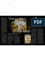 RT Vol. 11, No. 2 That rice you throw away