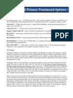 Periodontal Disease Treatment Options