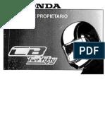 36994217 Manual de rio Honda Nighthawk 250