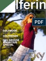 Golf In Mauritius - Heritage Le Telfair, Domaine de Bel Ombre.