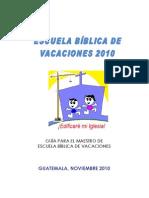 Guia Del Maestro Edificare Mi Iglesia PDF