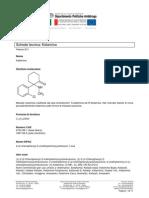 Scheda tecnica ketamina - dipartimento politiche antidroga