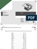 Manual Bosch Pts 10