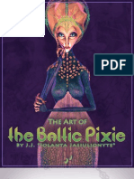 The Art of the Baltic Pixie by JJ Jolanta Jasiulionyte