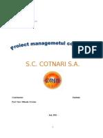 Proiect Managementul Comertului - SC Cotnari SA(1).doc
