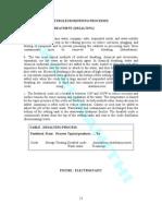 Description of Petroleum Refining Processes
