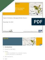 1.2 SAP BPC for Netweaver