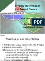 BP Amoco Pre Zen Tare PPT Modificat