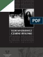 Igor Myszkiewicz CZARNE RYSUNKI Artbook