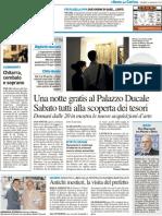 Ilvo Diamanti tra Monti e Silvio - Il Resto del Carlino del 18 maggio 2012