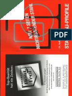 Stahlbau Profile 24te Auflage