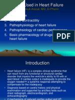 Drugs Used in HF II