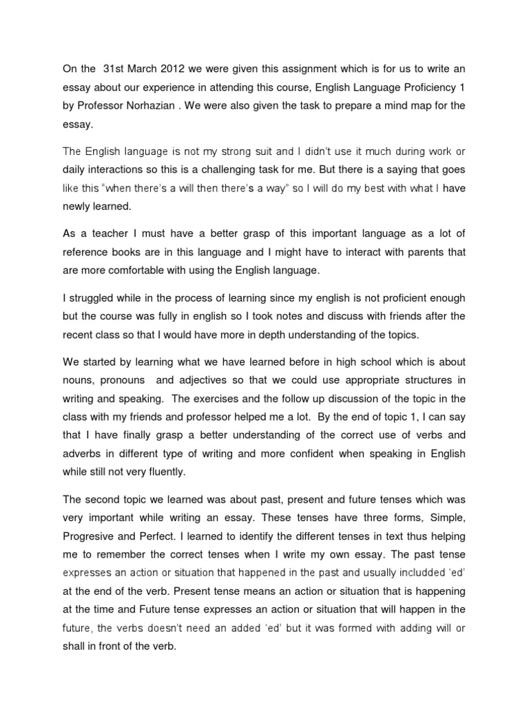 Interview Essay Paper New Microsoft Office Word Document Sentence Linguistics V New  Microsoft Office Word Document English Is My Second Language Essay Ap English Essays also Abraham Lincoln Essay Paper English Is My Second Language Essay Process Essay Topics Vacation  English Is My Second Language Essay