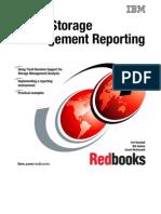 IBM Tivoli Storage Management Reporting Sg246109