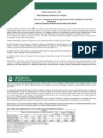 Analisi Istituto Cattaneo - Voto Comunale 2012 - Flussi Elettorali a Parma Tra I e II Turno (21 Maggio 2012)
