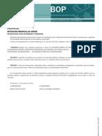 VE- Convenio Marco Consorcio
