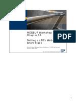 06001_WDEBU7_Setting Up BEx Web - Short Track
