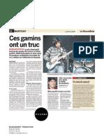 Kyasma Le Nouvelliste 2007